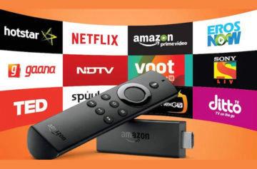 Čtyři základní druhy diváků streamovacích služeb Amazon Fire TV nabízí sekci obsahu zdarma