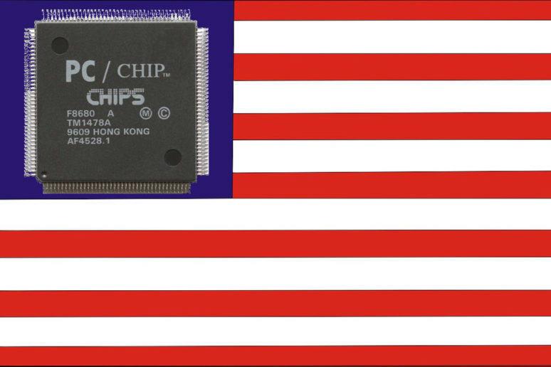 Americká vláda chce přesunout výrobu chipů do USA