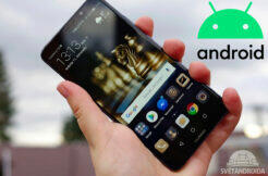 android 10 huawei telefony