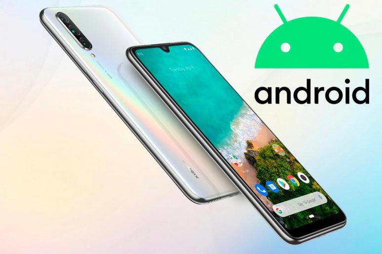 android 10 xiaomi mi a3