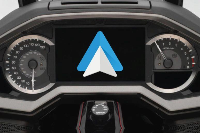 Android Auto Honda