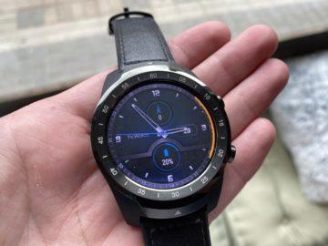 android chytré hodinky