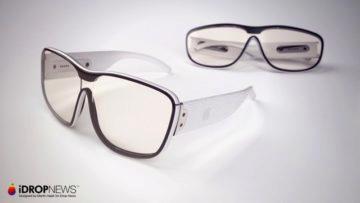 apple brýle