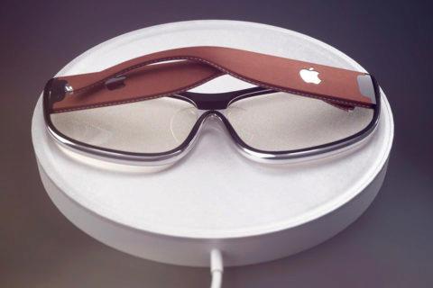 apple chytré brýle