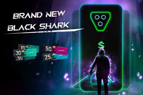 Black Shark 3 soutěž