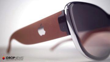 brýle s rozšířenou realitou apple