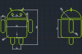 CAD na Androidu