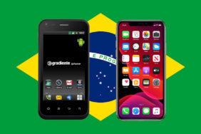 """Firma vyrábějící """"iPhone"""" s Androidem chce donutit Apple přestat používat značku"""