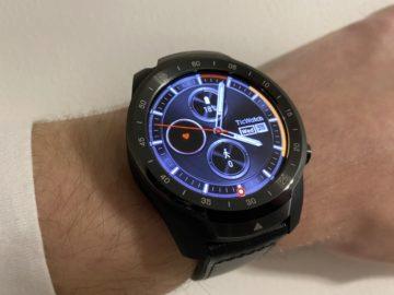 chytré hodinky na android