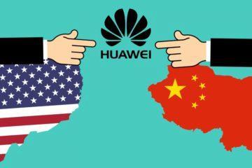 Joe Biden Huawei čína usa nařízení odveta