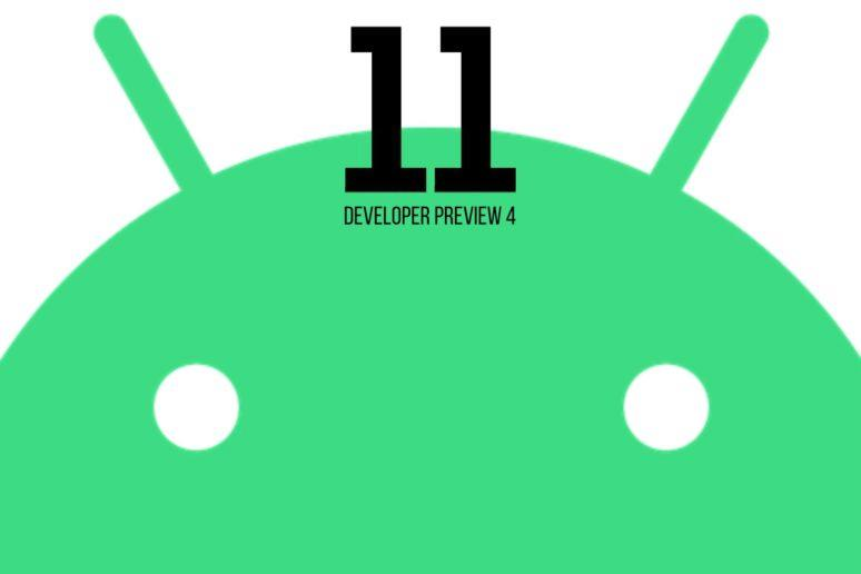 Developer Preview 4 Android 11