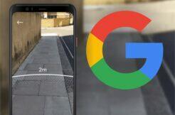 dvoumetrové rozestupy Google Sodar