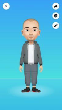 Facebook avatar vytvoreni hotovy