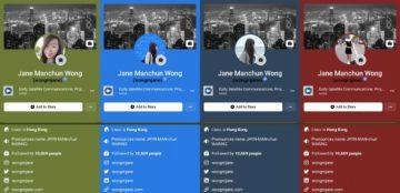 Facebook barevné profily podle profilové fotky