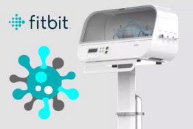 Fitbit v usa vyrábí plicní ventilátory
