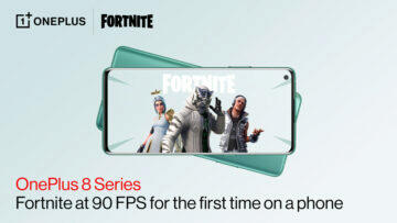 fortnite 90 fps oneplus 8