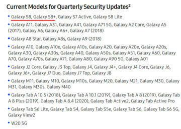 galaxy s8 aktualizace bezpečnostní záplaty