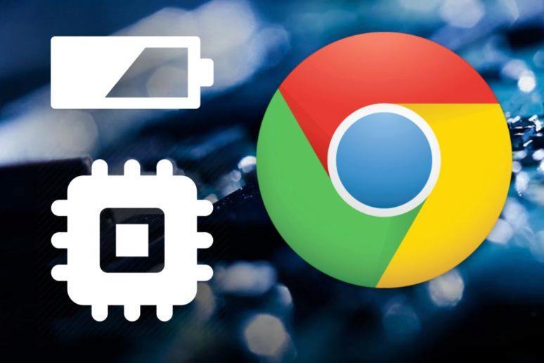 Google Chrome náročnost reklamy
