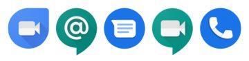 Google komunikátory