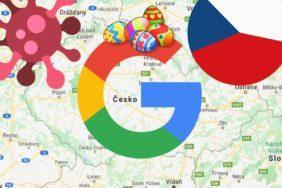 google-mobilita-covid-19-ceska-republika-velikonoce