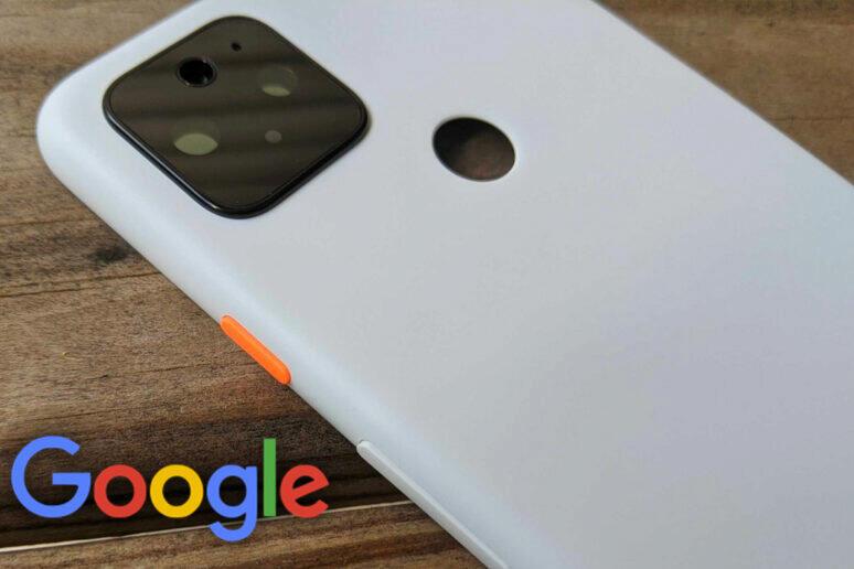 google pixel 4a fotoaparáty