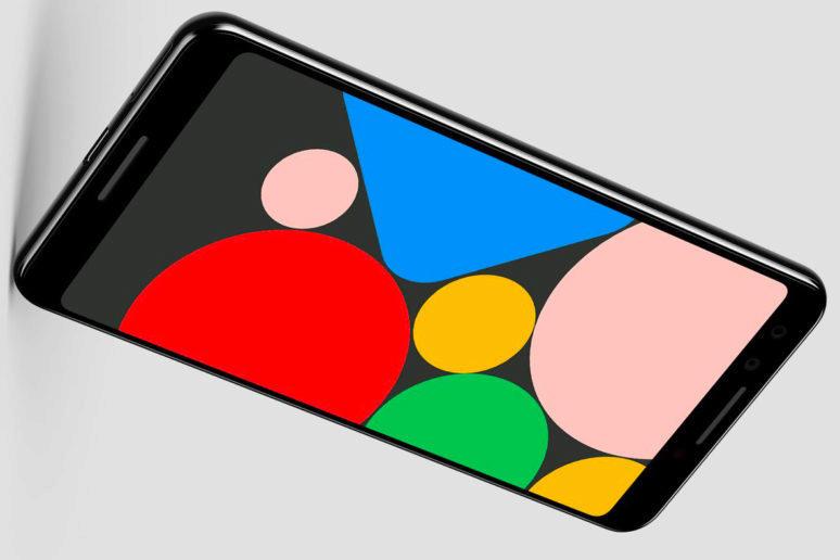 google pixel 4a tapety