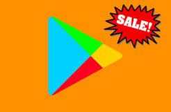 google play slevy aplikace hry