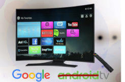 Google chce přejmenovat Android TV na Google TV