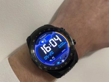 hodinky se systémem wear os