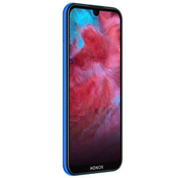 Honor 8S 2020 Aurora Blue bok