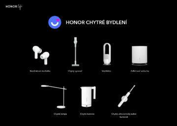 Honor produkty 2020 chytre bydleni