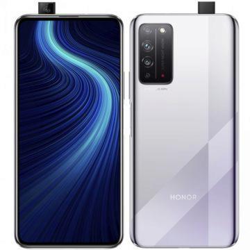 Honor X10 5G stříbrná