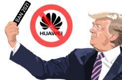 Huawei ban 2021