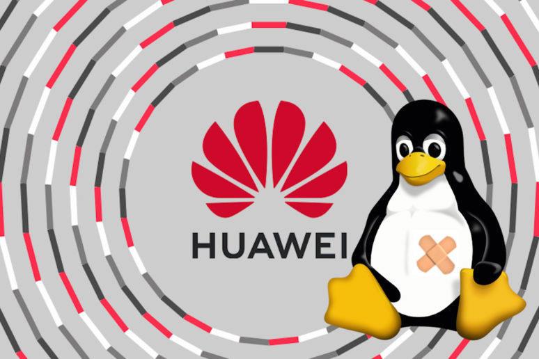 Huawei dává ruce pryč od děravé záplaty pro linuxové jádro