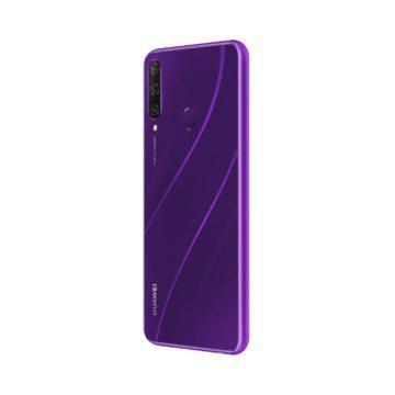 Huawei Y6p purple sikmy leva