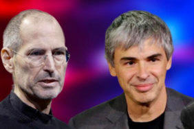 larry page steve jobs