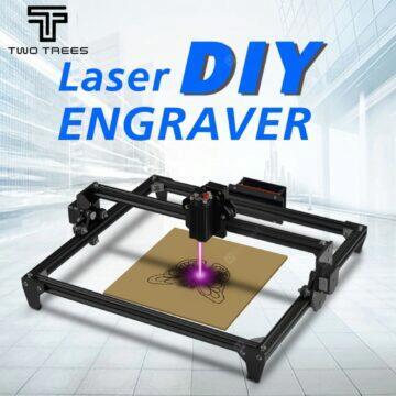 Laserová 2500mW vypalovačkaTwoTrees 1