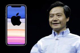 Lei Jun iPhone