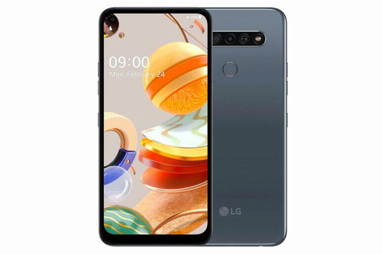 LG Q61 oficiálně představeno