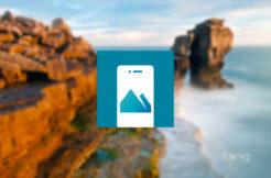 microsoft bing wallpapers aplikace