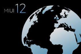 nadstavba MIUI 12 celosvětové vypuštění