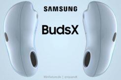 nové Samsung Galaxy BudsX