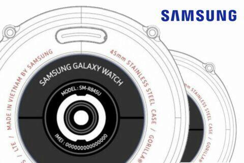 nové Samsung Galaxy Watch 2020 FCC certifikace