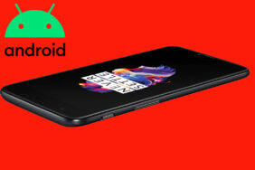 oneplus 5 a 5t android 10