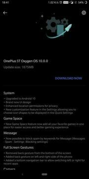 OnePlus 5T 5 Android 10