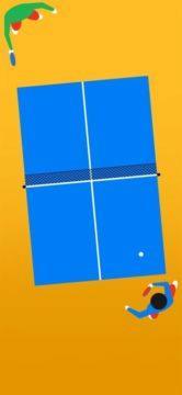 pingpong tapeta