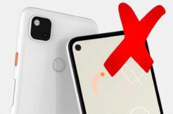 Pixel 4a v květnu představen nebude
