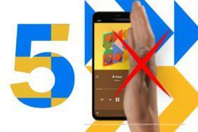 Pixel 5 nebude mit Motion Sense spekulace