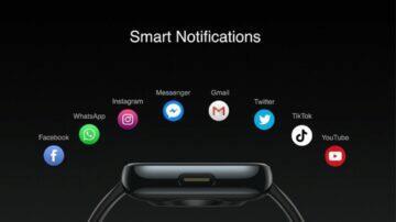 predstaveni Realme Watch chytré notifikace