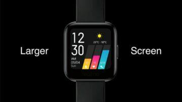 predstaveni Realme Watch displej 1